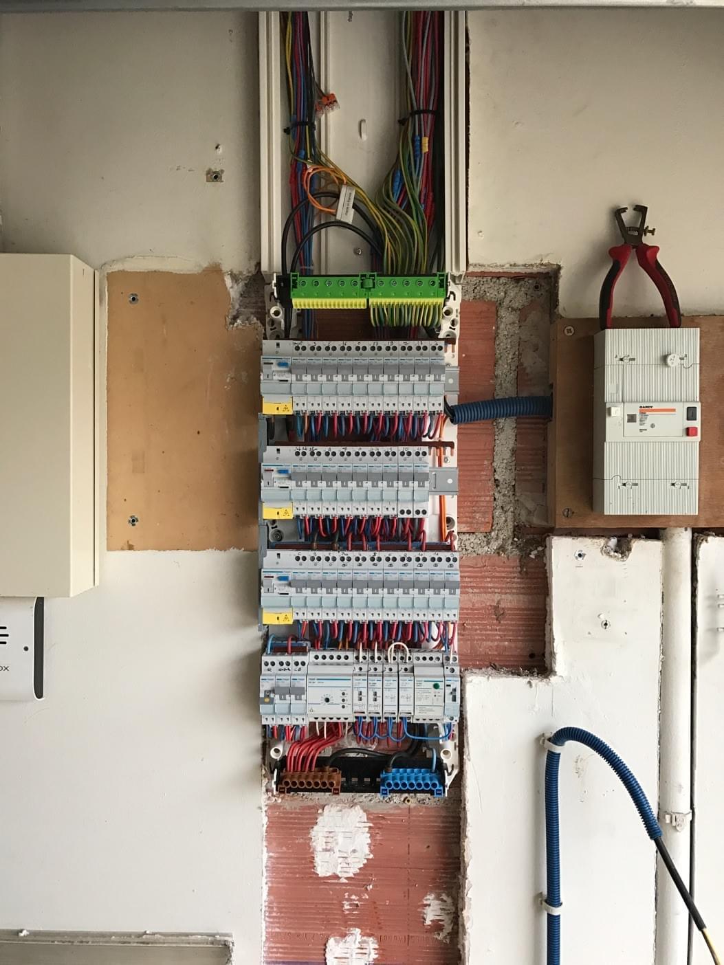 prix travaux électricité L'Île-Saint-Denis